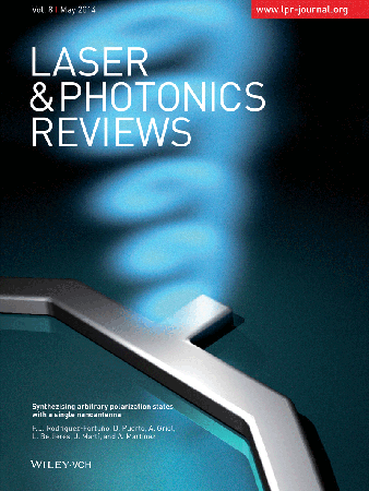 Laser & Photonics Reviews template (Wiley)