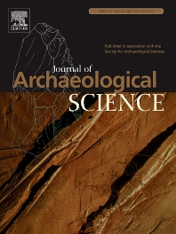 Journal of Archaeological Science template (Elsevier)