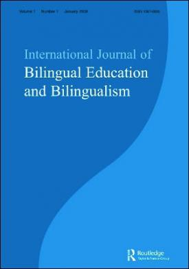 International Journal of Bilingual Education and Bilingualism template (Taylor and Francis)