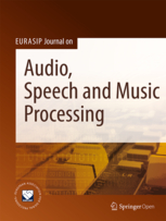 EURASIP Journal on Audio, Speech, and Music Processing template ( Speech)