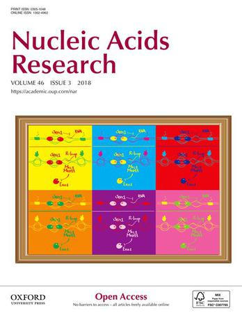 Nucleic Acids Research template (Oxford University Press)