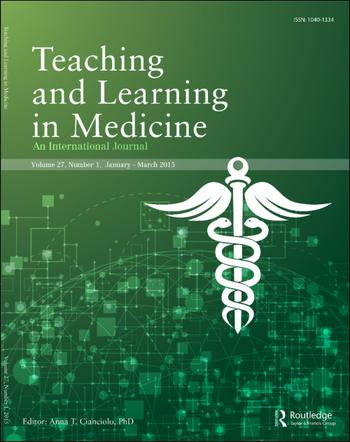 Teaching and Learning in Medicine
