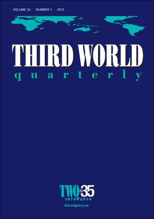 Third World Quarterly template (Taylor and Francis)