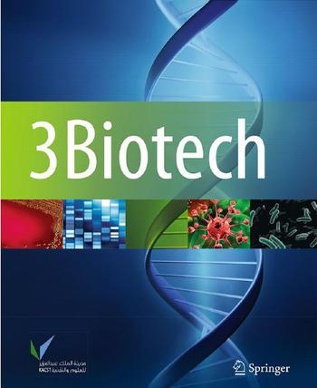 3 Biotech template (Springer)