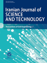 Iranian Journal of Science and Technology, Transactions of Civil Engineering template ( Transactions of Civil Engineering)