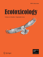 Ecotoxicology template (Springer)