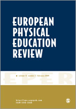 European Physical Education Review template (SAGE)