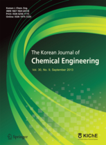 Korean Journal of Chemical Engineering template (Springer)