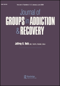 Journal of Groups in Addiction and Recovery template (Taylor and Francis)