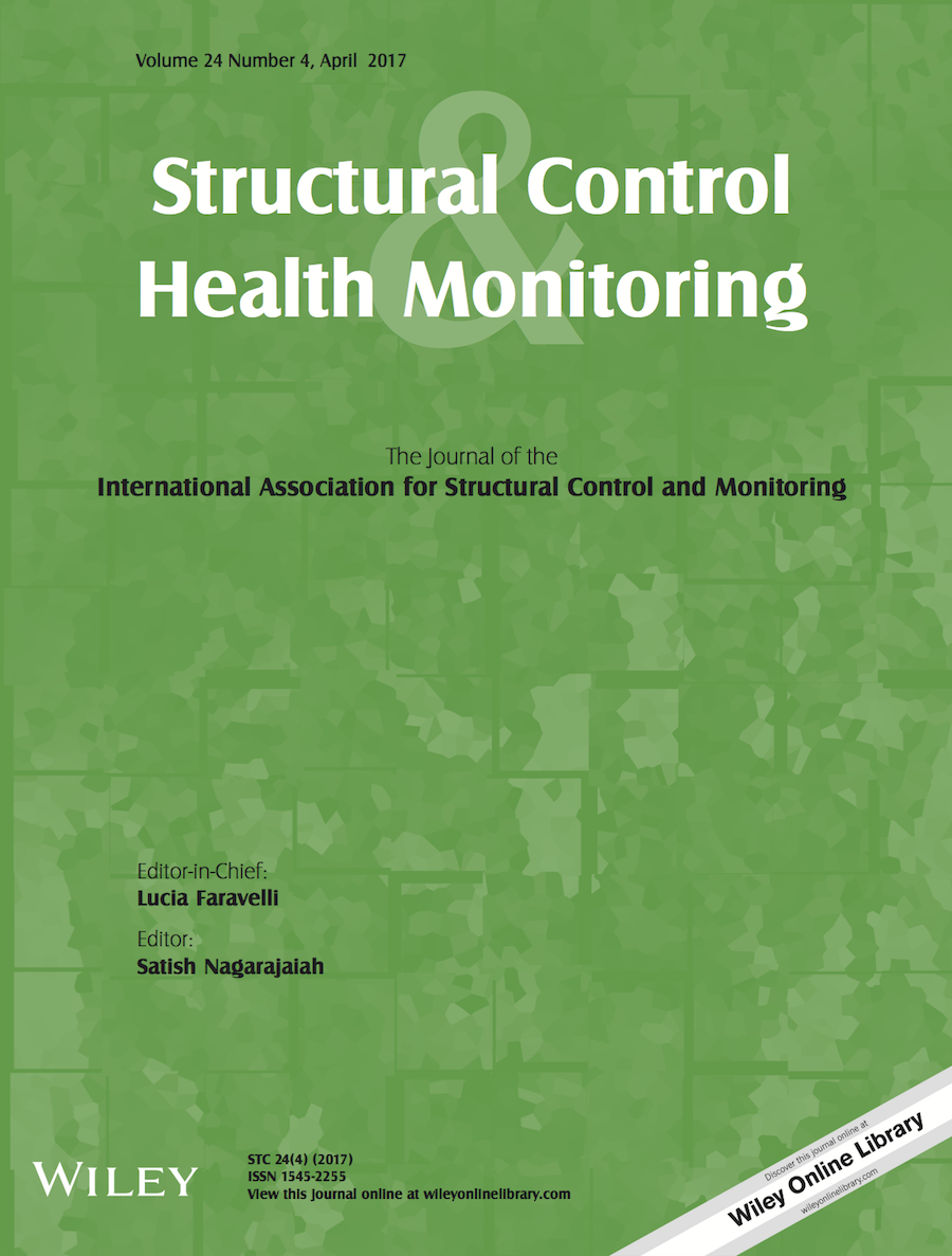 Structural Control and Health Monitoring template (Wiley)