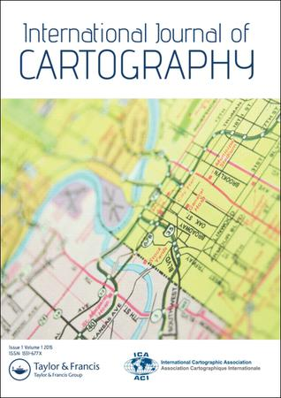 International Journal of Cartography template (Taylor and Francis)