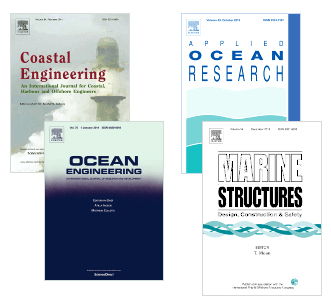 Applied Ocean Research template (Elsevier)