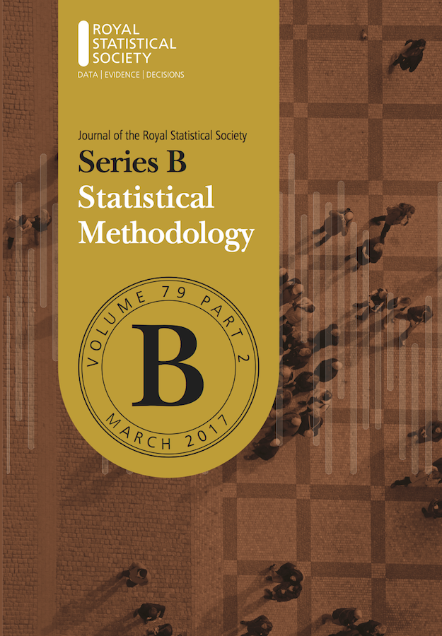 Journal of the Royal Statistical Society: Series B (Statistical Methodology) template (Wiley)