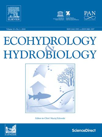 Ecohydrology & Hydrobiology template (Elsevier)