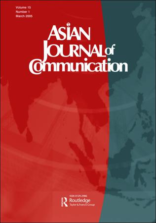 Asian Journal of Communication template (Taylor and Francis)