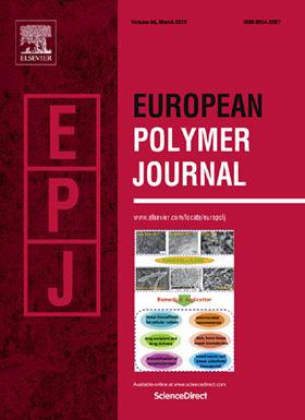 European Polymer Journal template (Elsevier)