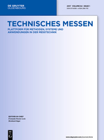 tm - Technisches Messen template (De Gruyter)