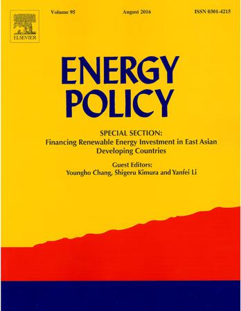 Energy Policy template (Elsevier)