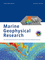 Marine Geophysical Research template (Springer)