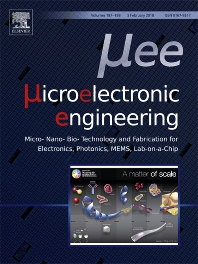 Microelectronic Engineering template (Elsevier)