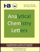 Analytical Chemistry Letters template (Taylor and Francis)