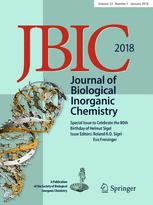 JBIC Journal of Biological Inorganic Chemistry template (Springer)