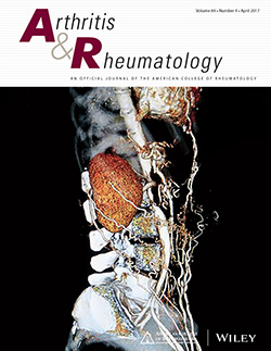 Arthritis & Rheumatology template (Wiley)