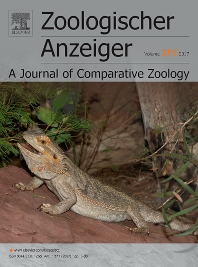 Zoologischer Anzeiger - A Journal of Comparative Zoology template (Elsevier)