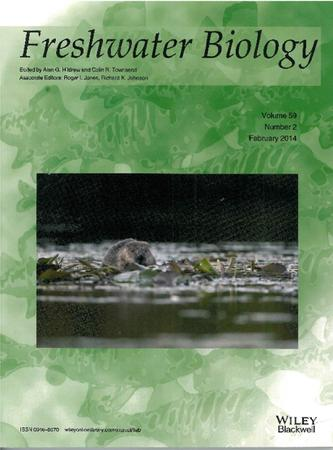 Freshwater Biology template (Wiley)