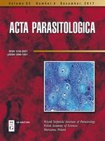 Acta Parasitologica template (De Gruyter)