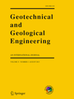 Geotechnical and Geological Engineering template (Springer)