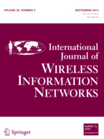 International Journal of Wireless Information Networks template (Springer)