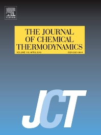 The Journal of Chemical Thermodynamics template (Elsevier)