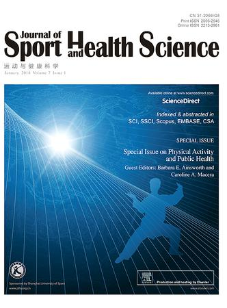 Journal of Sport and Health Science template (Elsevier)