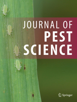 Journal of Pest Science template (Springer)