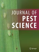 Journal of Pest Science template (Springer)