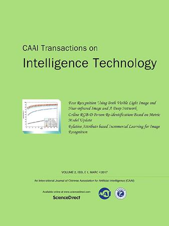 CAAI Transactions on Intelligence Technology template (Elsevier)