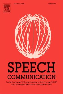 Speech Communication template (Elsevier)