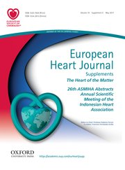 European Heart Journal template (Oxford University Press)
