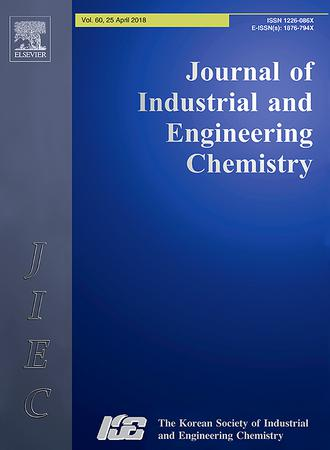 Journal of Industrial and Engineering Chemistry template (Elsevier)