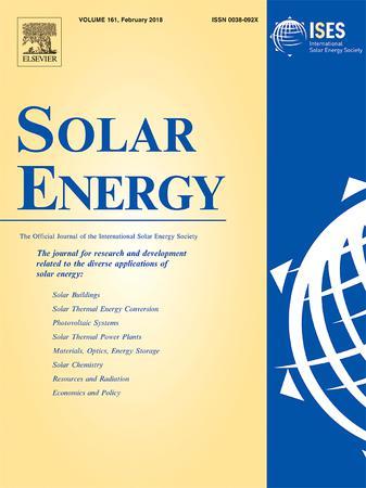 Solar Energy template (Elsevier)