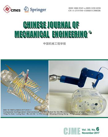 Chinese Journal of Mechanical Engineering template (Springer)