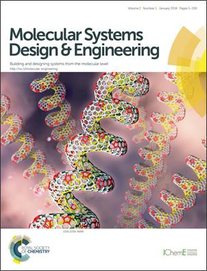 Molecular Systems Design and Engineering template (Royal Society of Chemistry)