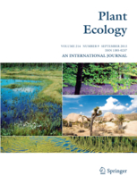 Plant Ecology template (Springer)