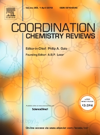 Coordination Chemistry Reviews template (Elsevier)