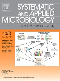 Systematic and Applied Microbiology template (Elsevier)