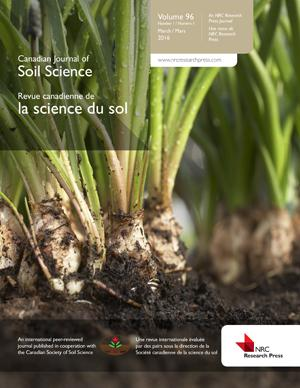 Canadian Journal of Soil Science template (NRC Research Press)