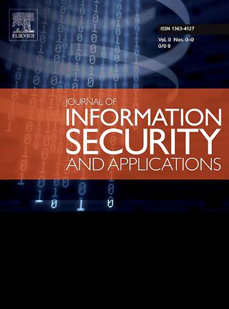 Journal of Information Security and Applications template (Elsevier)