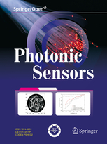 Photonic Sensors template (Springer)