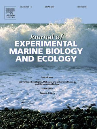 Journal of Experimental Marine Biology and Ecology template (Elsevier)